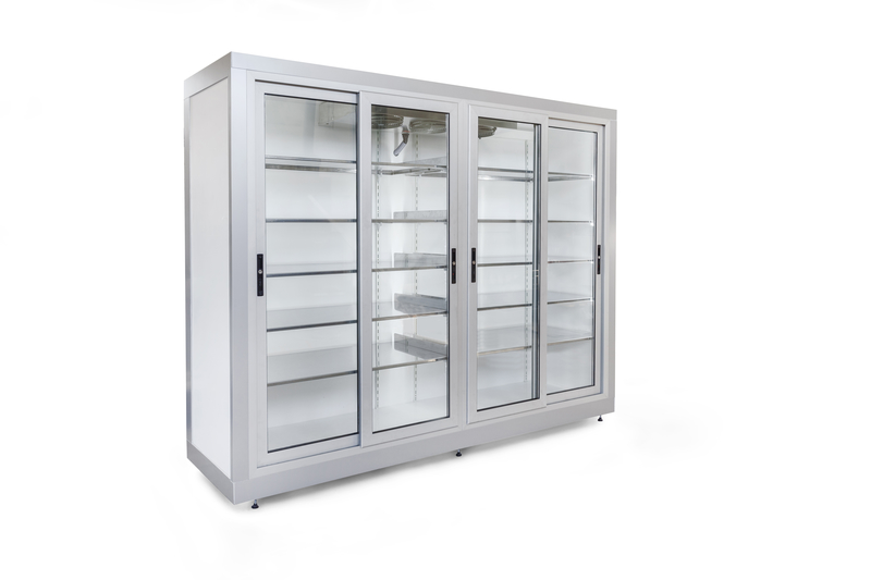 cooling glass case